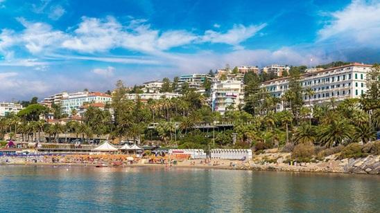 San Remo i Azurna obala: 500 din i već od 204€, za 6 noćenja sa doručkom i prevoz!