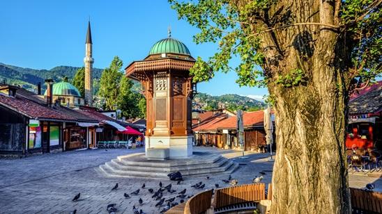 Sarajevo: 200 din i 42€, 1 noćenje i autobuski prevoz!