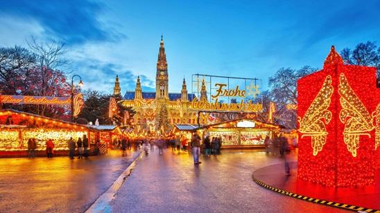 Beč: Nova godina, 890din i 99€, 2 noćenja sa doručkom i prevoz!