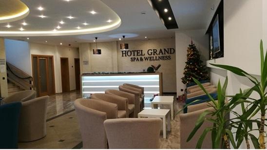 Krupanj: Polupansion za dve osobe u SPA Grand Hotelu!