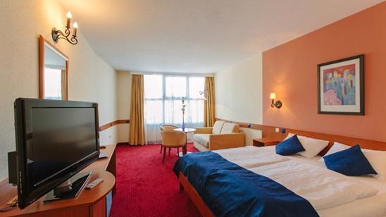 Budimpešta: 2, 3 ili 4 noćenja sa doručkom za dvoje u Hotelu Mediterran 4*!