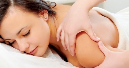 Paket od 5 parcijalnih terapeutskih masaža leđa!