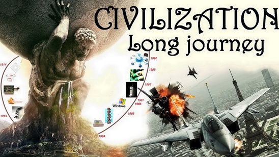 Escape story soba Civilizacija - Long Journey!
