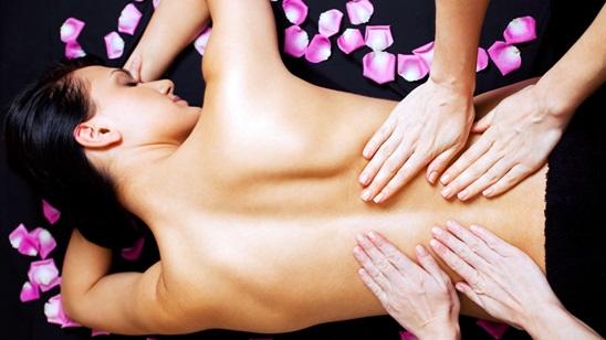 Kraljevska masaža sa 4 ruke!