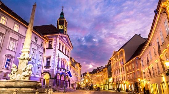 Ljubljana: 190din i 23€, za izlet i prevoz!