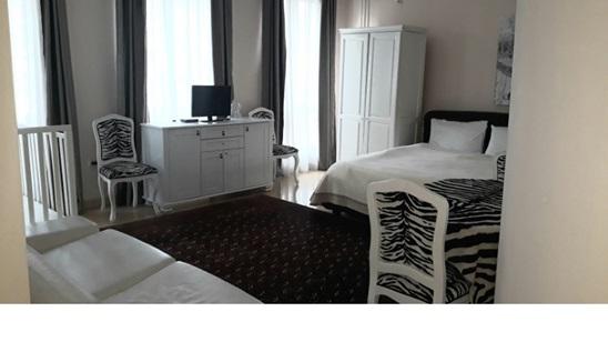 Beograd: Noćenje za dve osobe i 2 masaže u apartmanu LUX!