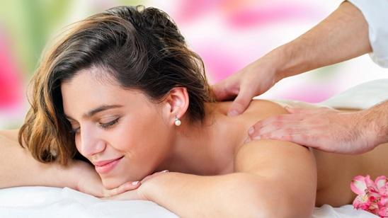 Medicinski paket od pet masaža leđa!