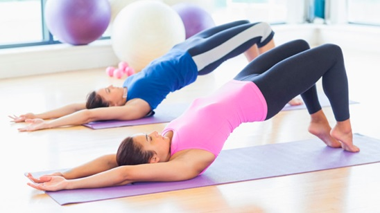 Online Pilates ili Aerobik!