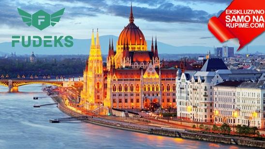 Autobuska karta za Budimpeštu agencije Fudeks!