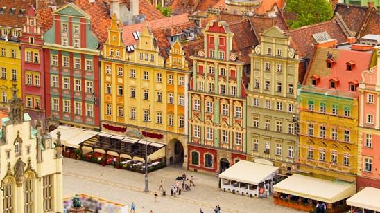 Vroclav, Uskrs, 1. Maj: 690din i 79€ za 2 noćenja i autobuski prevoz!