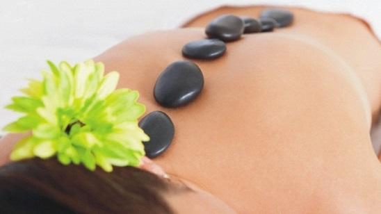 Antistres masaža tela vulkanskim kamenjem!