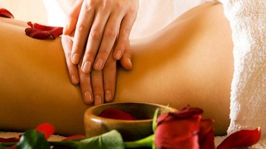 Balinežanska masaža tela sa masažom i pilingom stopala!