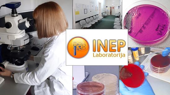 Prošireni paket briseva za žene u laboratoriji INEP!