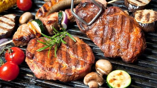 Mešano meso za dvoje i pomfrit u restoranu Salaš 140!