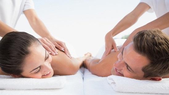 Vip duo masaža i piling tela za dvoje!