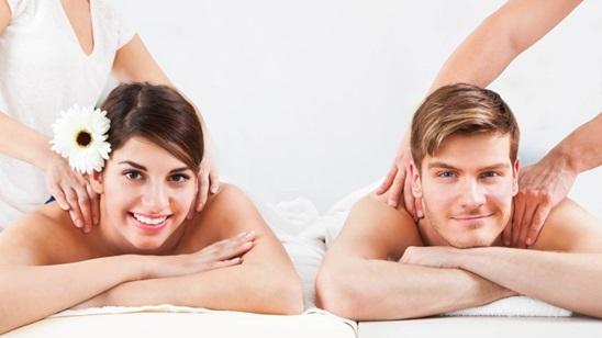 Choco love masaža za dvoje sa pilingom tela!