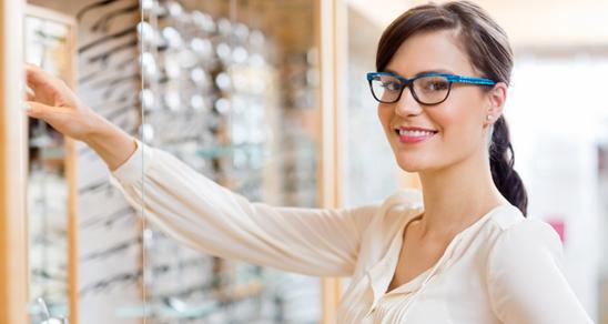 Brendirani okvir za naočare po izboru, antirefleks stakla i oftalmološki pregled!