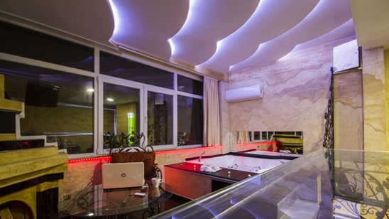 Beograd: Noćenje za dvoje u Deluxe Wellness sobi u Miami spa & wellness!
