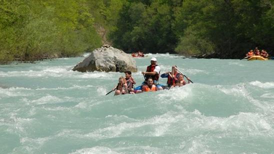 Rafting na Tari ili Safari, 2 noćenja sa doručkom već od 650 din i 38€!