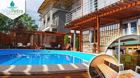 Banja Vrujci: 3, 5 ili 7 noćenja za dvoje sa korišćenjem bazena u Vili Petra!