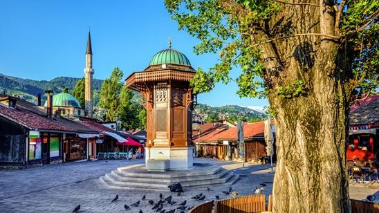 Sarajevo i Mostar: 150 din i 39€, noćenje sa doručkom i prevoz!