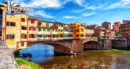 Toskana: 790din i 79€ za 2 noćenja sa doručkom i autobuski prevoz!