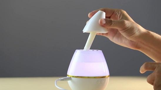 Ovlaživač vazduha ultrazvučni difuzer!
