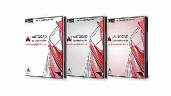 Multimedijalni AutoCAD kursevi!