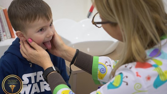 Pregled pedijatra ili pregled hirurga i kompletna krvna slika!