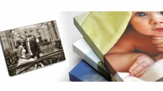 Fotografija na slikarskom kanvas platnu sa blind ramom!