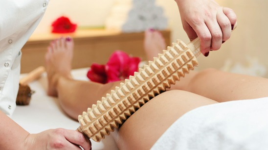 Maderoterapija - anticelulit masaža celih nogu i gluteusa!