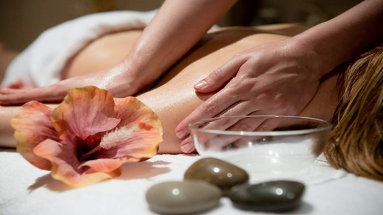 Holistička masaža sa uljem jagode i vanile!