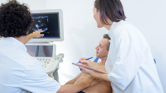 Ultrazvuk sa color dopplerom regije po izboru!
