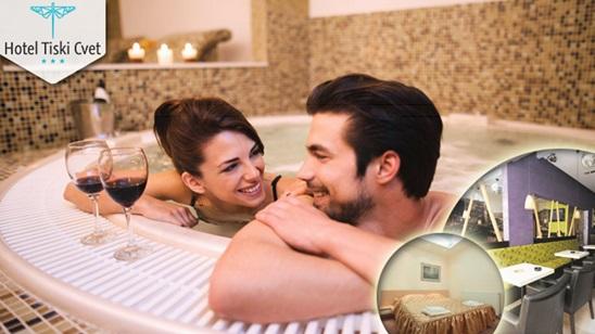 Novi Bečej: Relax odmor za dvoje u Hotelu Tiski cvet!