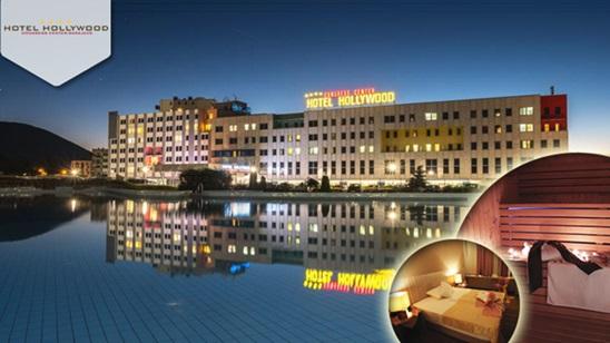 Sarajevo, hotel Hollywood 4*: 1500 din i 73€, 2 noćenja sa doručkom i wellnessom za dvoje!