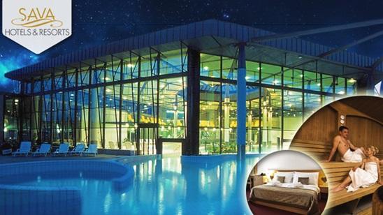 Terme Radenci: 1 polupansion za dvoje u Hotelu Izvir 4* od 1.500 din i 72€!