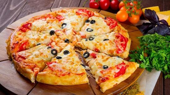 Pizza Capricciossa!