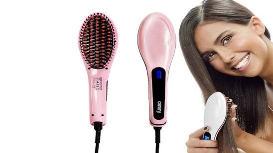 Digitalna četka za ravnanje kose!