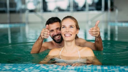 SPA dan za dvoje u Wellness centru Hotela Park 5*!