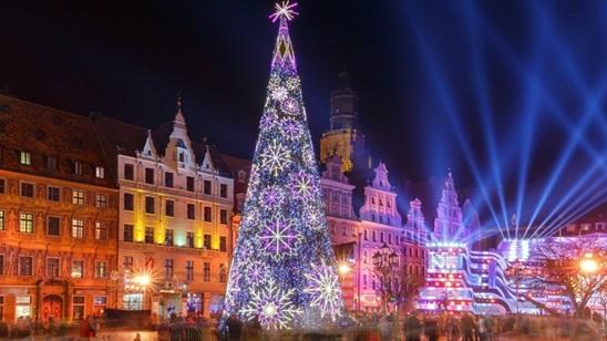 Vroclav: Nova godina 690 din i 89€ za 2 noćenja i autobuski prevoz!