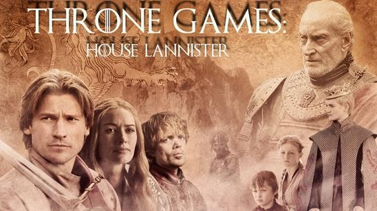 Igra prestola: Kuća Lanistera!