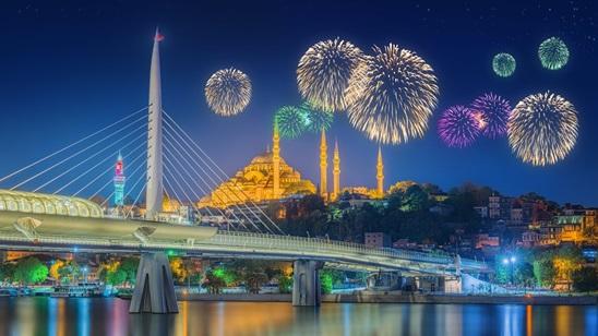 Istanbul: Nova godina, 890din i 109€, 3 noćenja sa doručkom i prevoz!