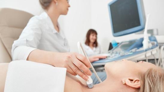 Klinički pregled endokrinologa sa ultrazvukom štitaste žlezde!