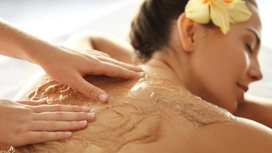 Relax masaža celog tela sa čokoladnim pilingom!