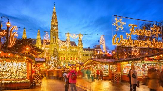Beč: 200din i 30€, izlet na doček Nove godine i prevoz!