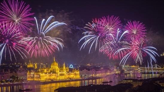 Budimpešta: Nova godina, 390din i 45€, noćenje sa doručkom i prevoz!