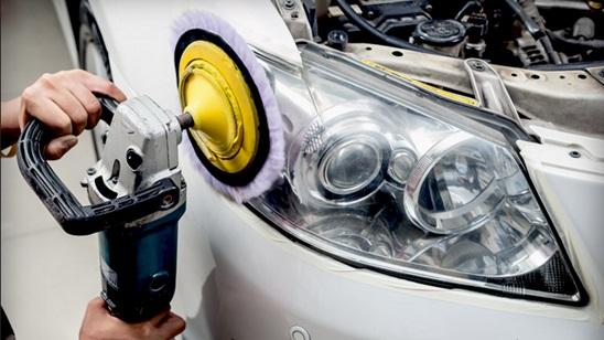 Profesionalno poliranje i restauracija farova automobila!