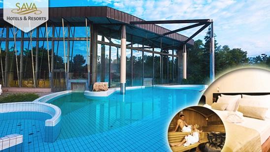 Terme Radenci: 3 polupansiona za dvoje u Hotelu Radin B**** već od 4.480 din i 211€!