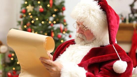 Pismo od Deda Mraza za Vaše dete!
