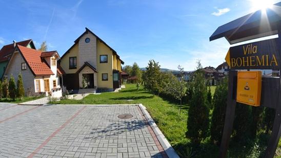 Zlatibor: Noćenje za 2 osobe u studiju vile Bohemia!